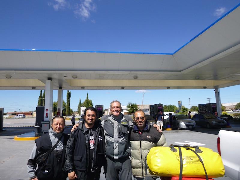 Fuser Moto Club Punta Alta Argentina