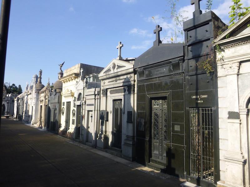 Cementerio del Recoleta