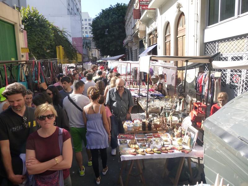 Defensa Market San Telmo Buenos Aires